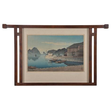 Frame By Frank Lloyd Wright And George Mann Niedecken On Artnet