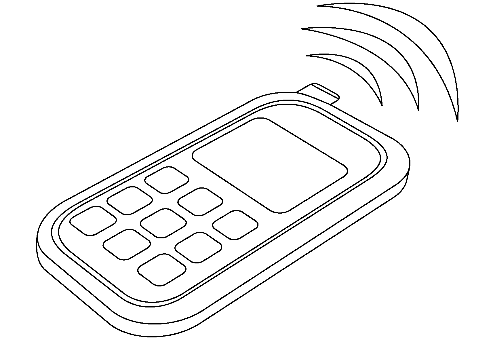 iphone 11 zum ausmalen  iphone 11