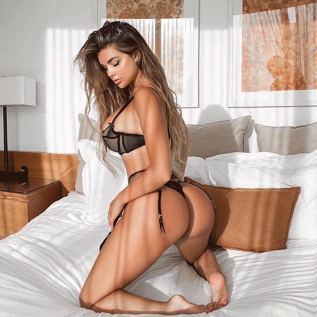 Anastasiya Kvitko modelo russa 24 anos