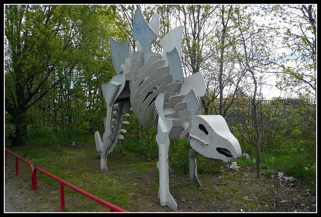 Teessaurus Park, Middlesbrough