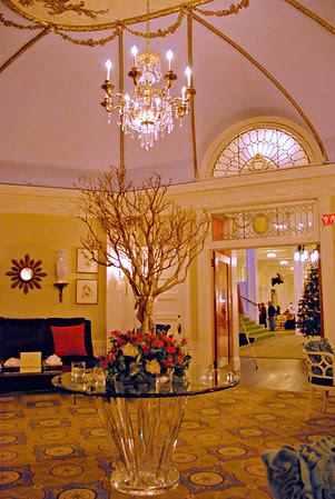 Interior of the Princess Room