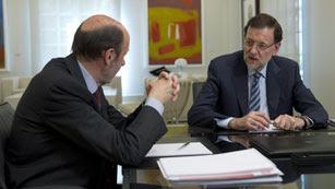 Ver vídeo  'Rajoy dice que con el pacto con el PSOE ganan España y los españoles'