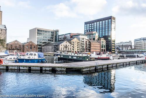 Grand Canal Dock - Dublin (Ireland) by infomatique