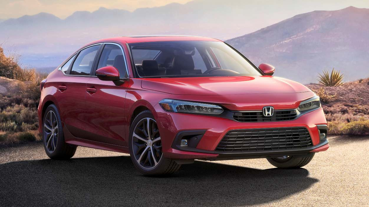 The new Honda Civic opts for a more mature look overall, compared to its predecessor. Image: Honda