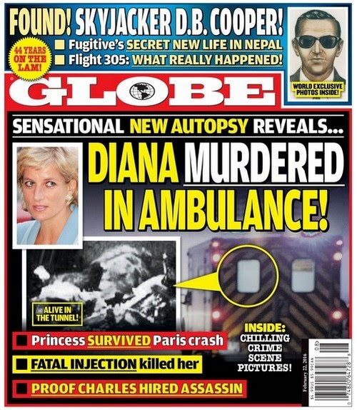 Princess Diana Death Secret Autopsy: Conspiracy To Poison Diana In Second Murder Plot?