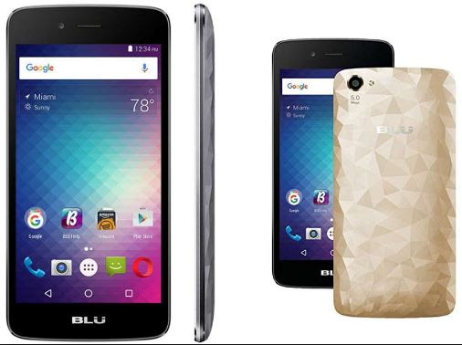 BLU Diamond M User Guide Manual Tips Tricks Download