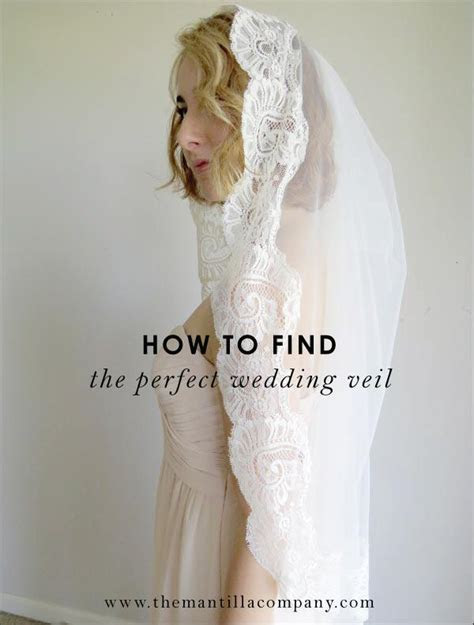 How To Pick The Right Wedding Veil ? The Mantilla Company