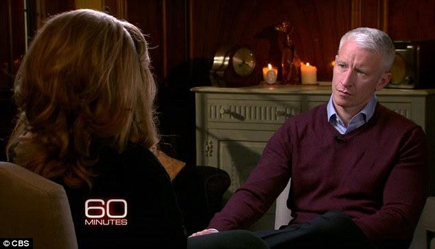 Falando: O cantor falou com Anderson Cooper sobre sua cirurgia recente