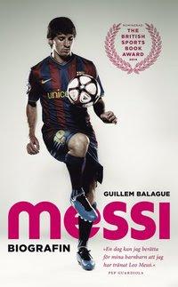 Messi : biografin (pocket)