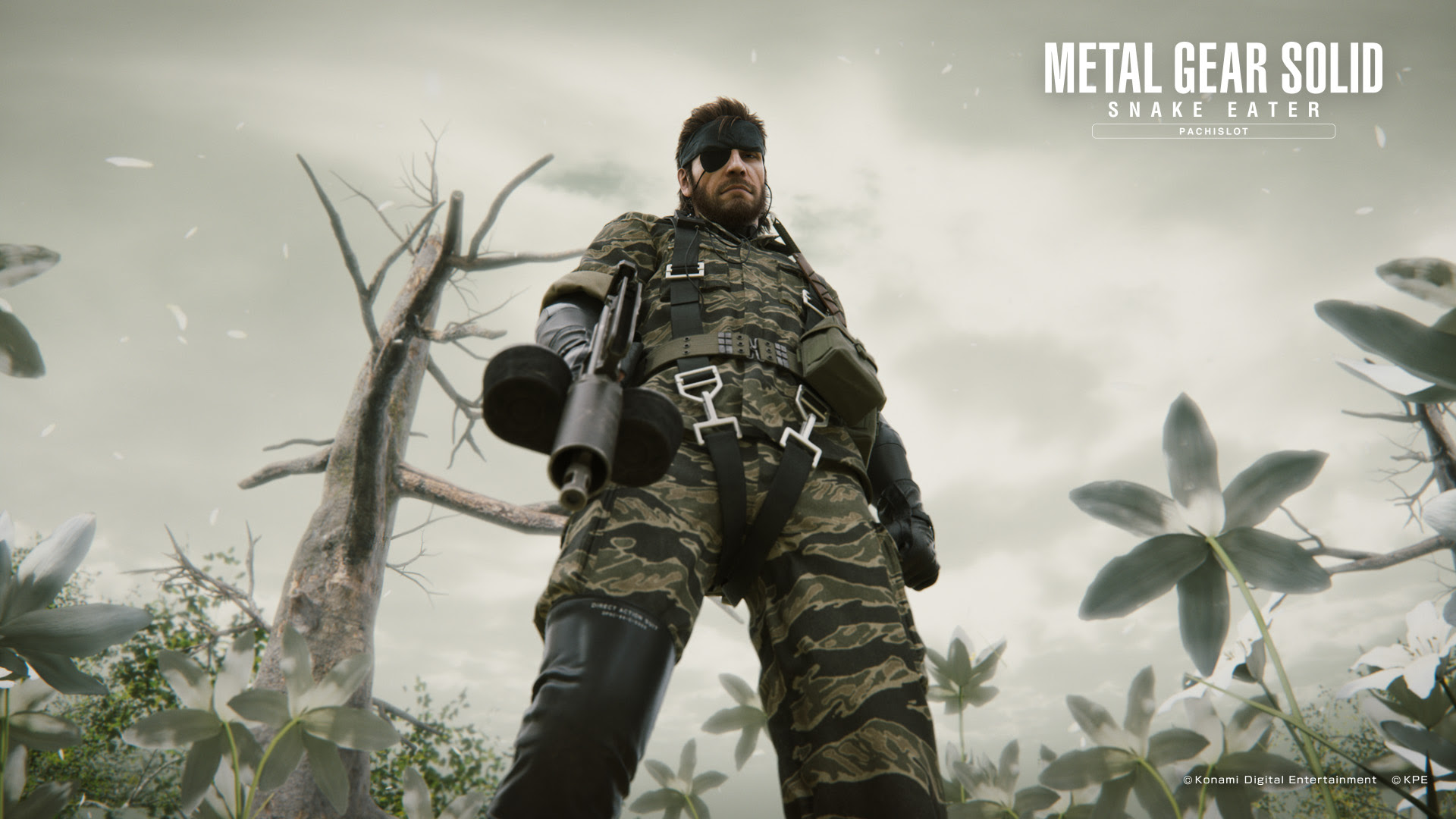 New Pachislot Wallpapers Make The Rounds Metal Gear Network