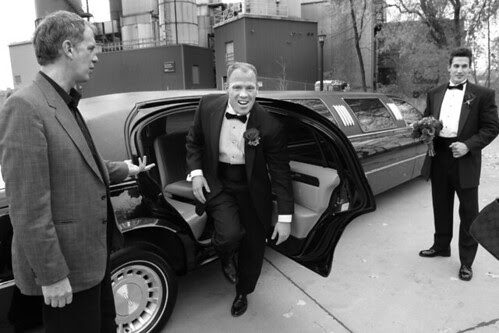 WED Limo exit