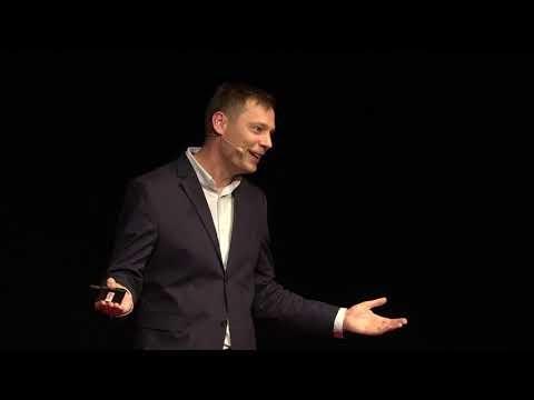 Klímaváltozásról humorosan - Litkai Gergely humorista a TedX-en