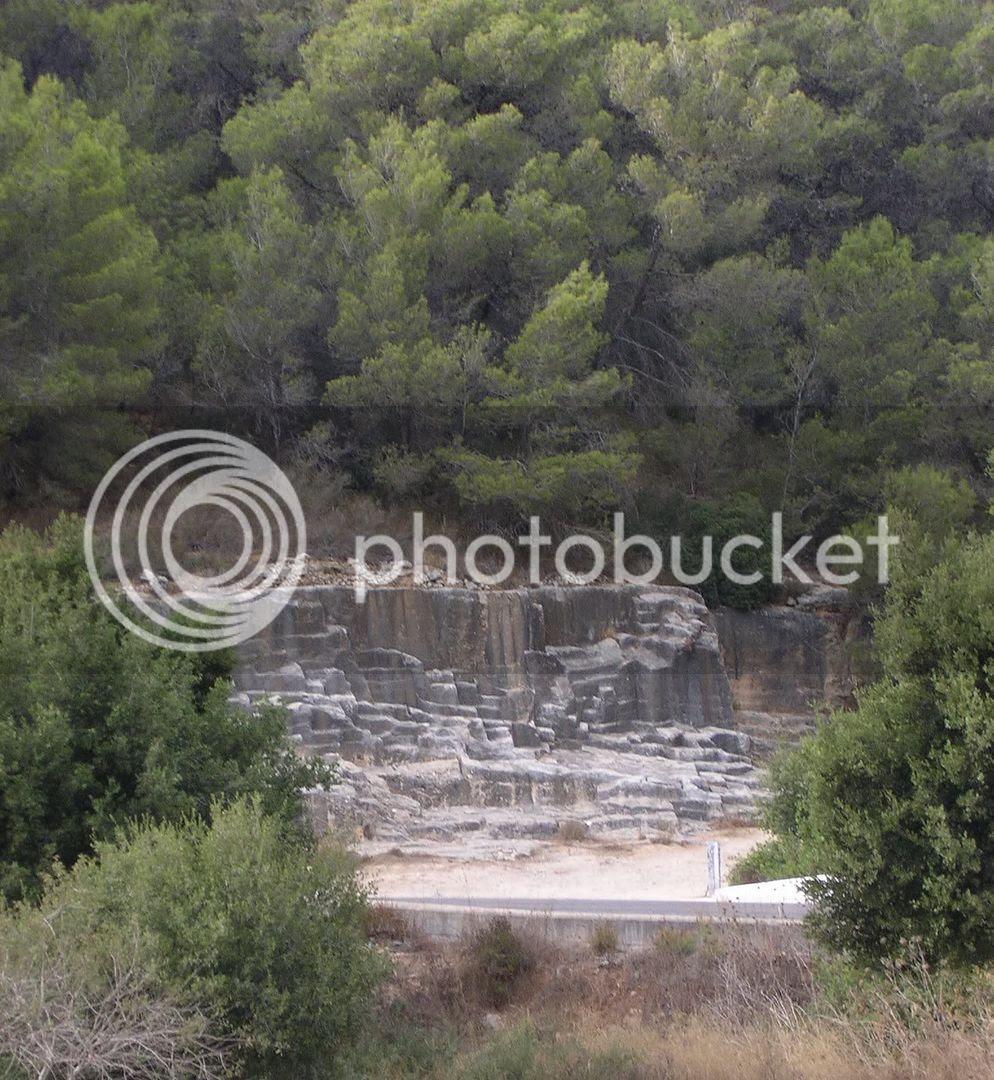 מחצבות קדומים בהר הכרמל