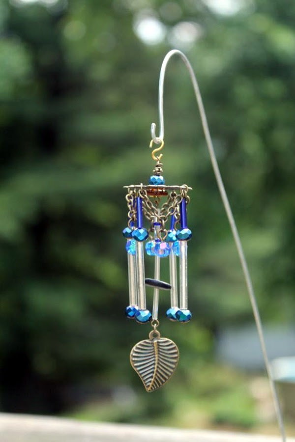 DIY Wind Chime Ideas to Try This Summer (4)