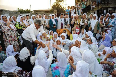 Mehr News Agency   Kazakh wedding ceremony in Iran