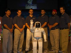ASIMO operators