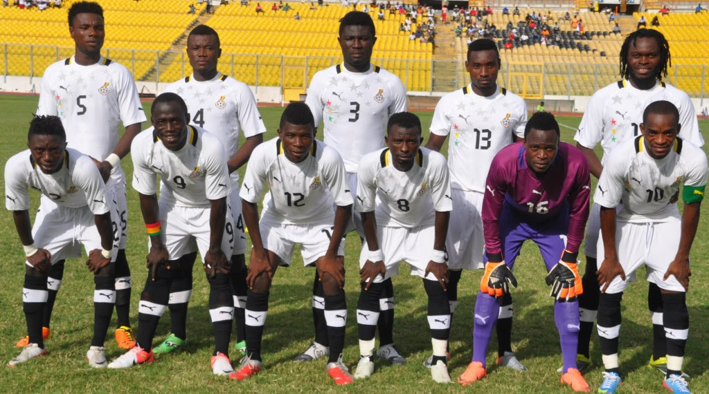 Nigeria Vs Ghana: WAFU Finals 0 - 2 (live)