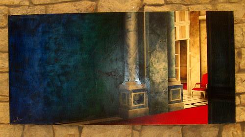 PA020978-LeFlash-Besharat-Alain-Gazier-Blue-Hall-Columns