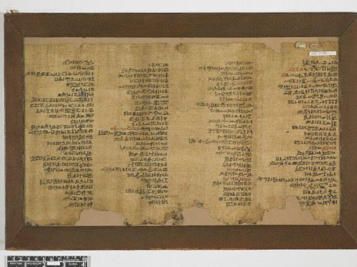 The Bremner-Rhind Papyrus