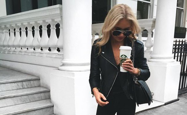 Black Jacket Outfit Tumblr