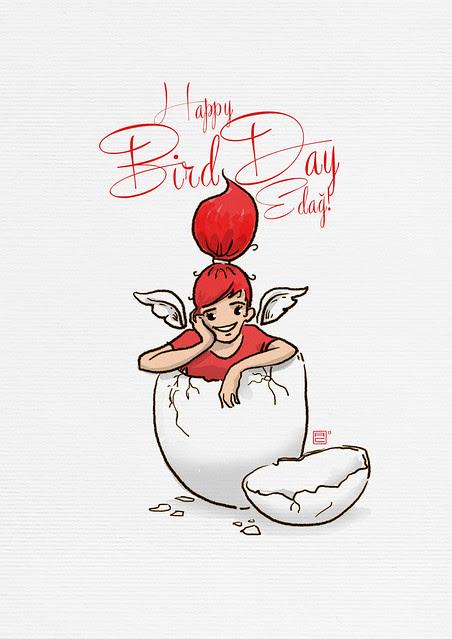 bird day of eda
