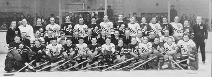 1934 NHL All-Star Game