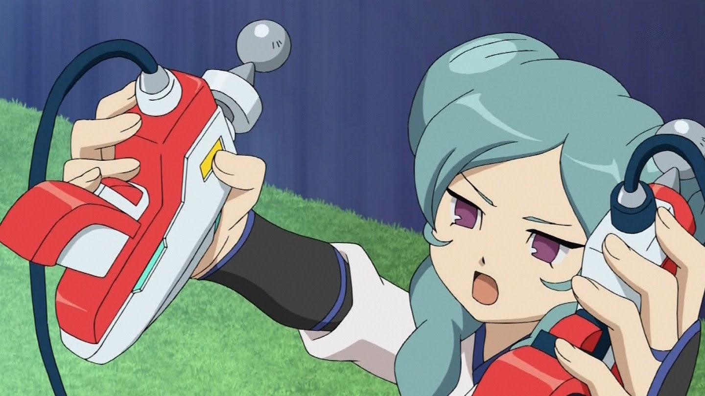 いつあに It S Anime イナズマイレブンgo クロノ ストーン