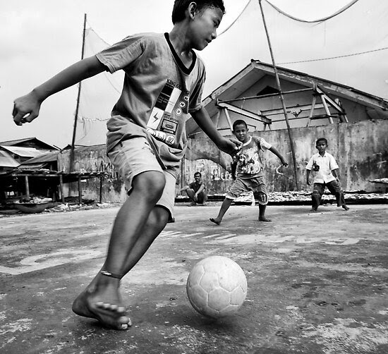 Street Photography: Field Of Dreams by Brent Balalas