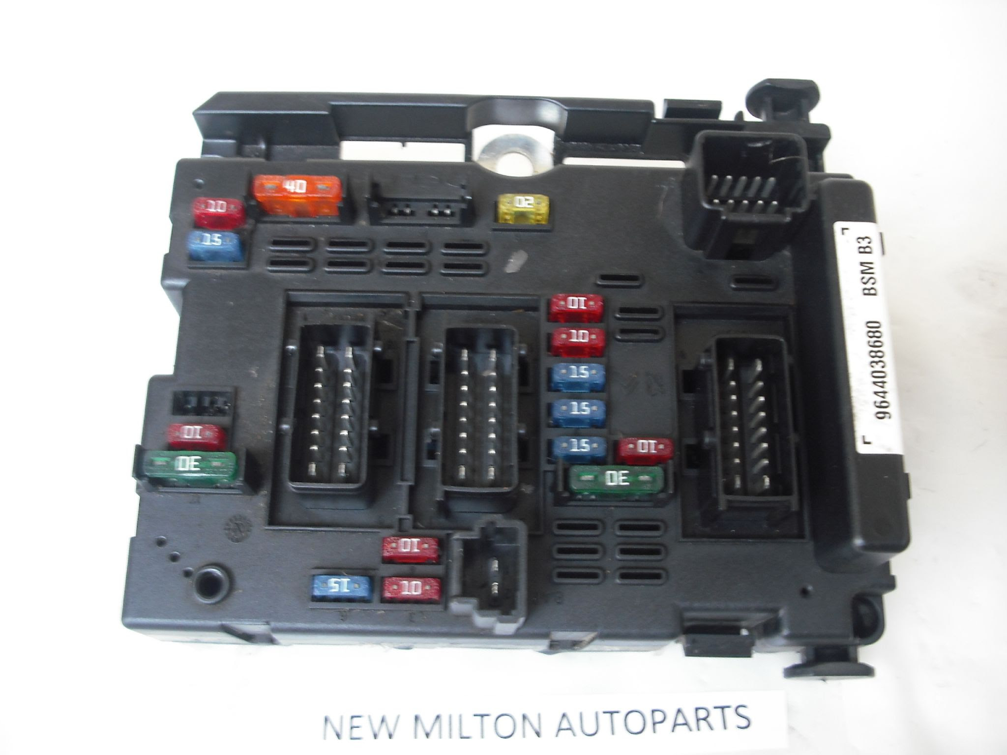 Fuse Box In Vw Golf Mk6