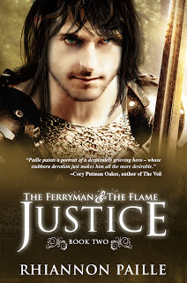 Justice (The Ferryman and the Flame, #2) by Rhiannon Paille