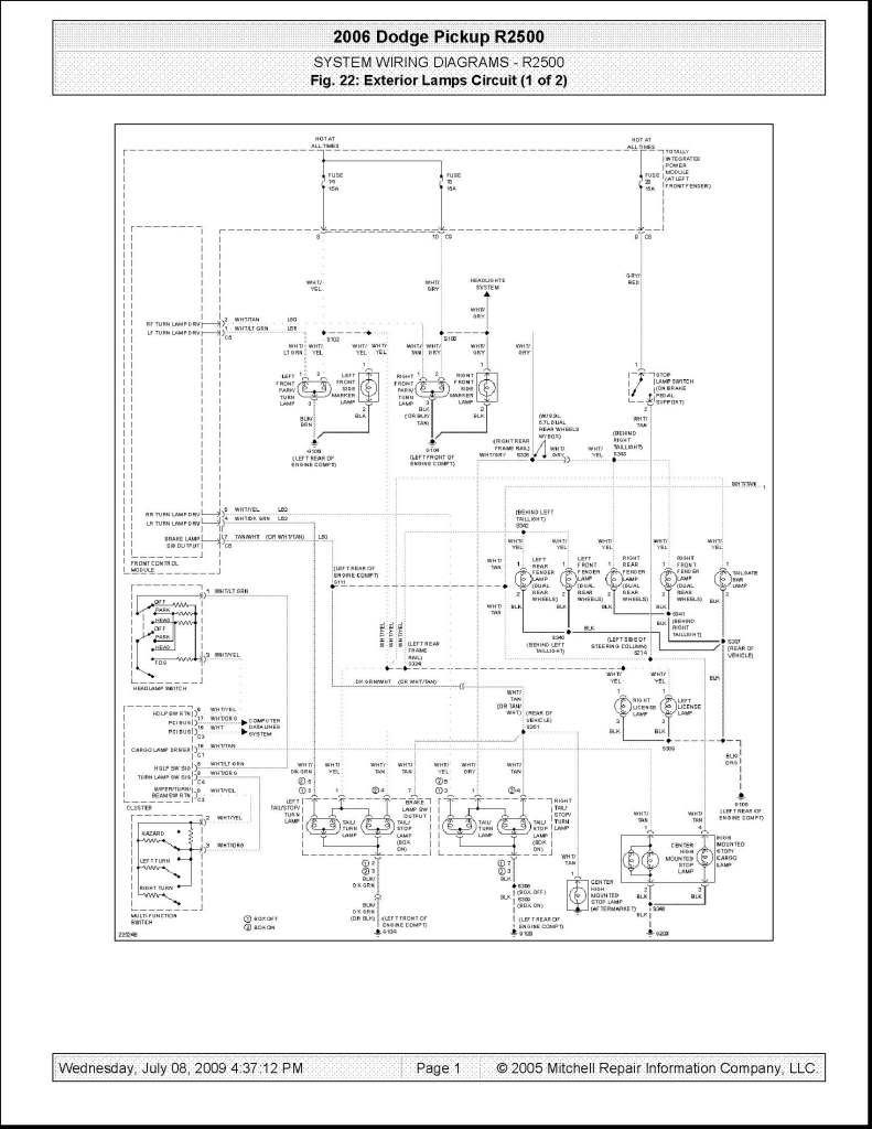 2006 dodge ram trailer brake wiring diagram 35 2006 dodge ram wiring diagram wiring diagram list  35 2006 dodge ram wiring diagram