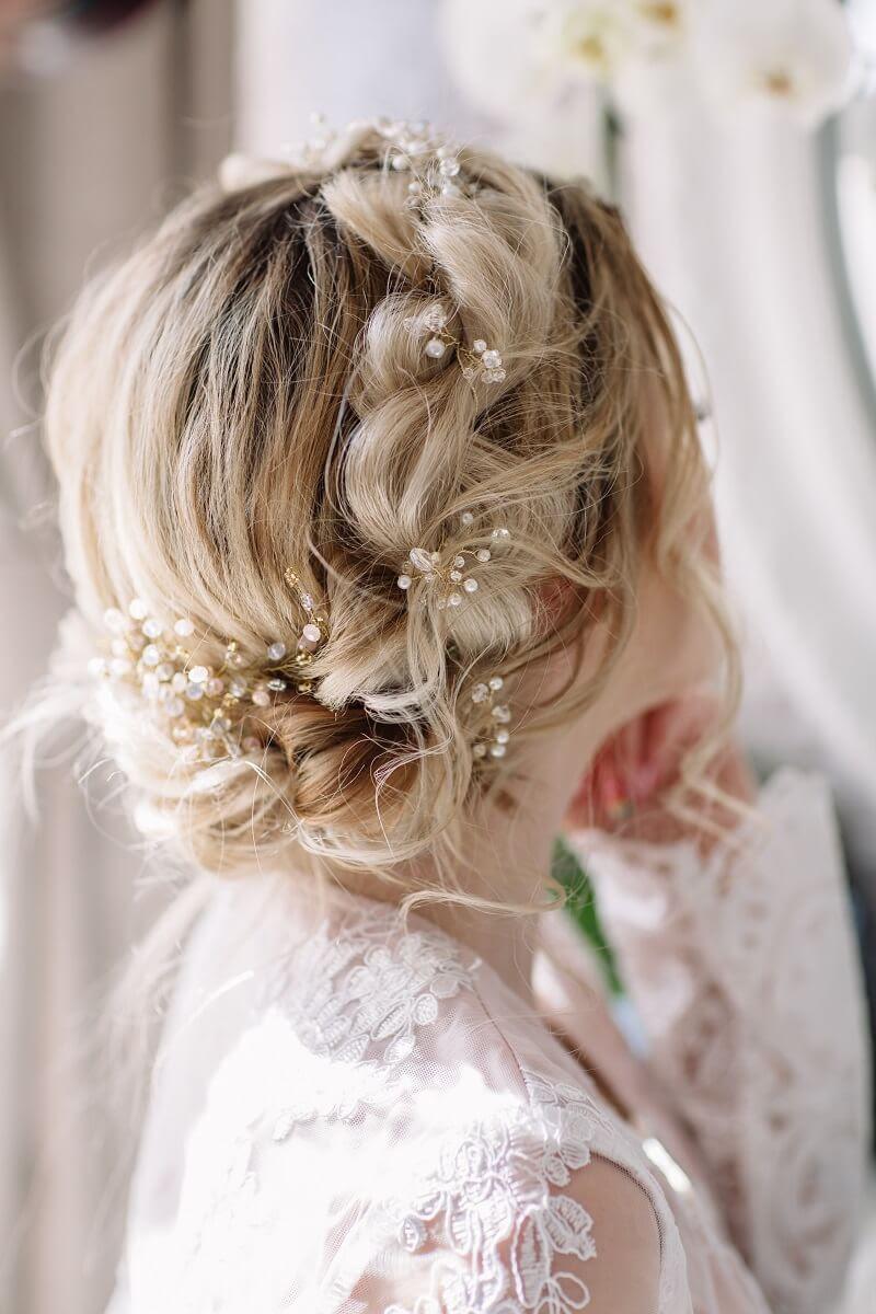 Brautfrisur Hochgesteckt 30 Wunderschöne Ideen Hochzeitskiste
