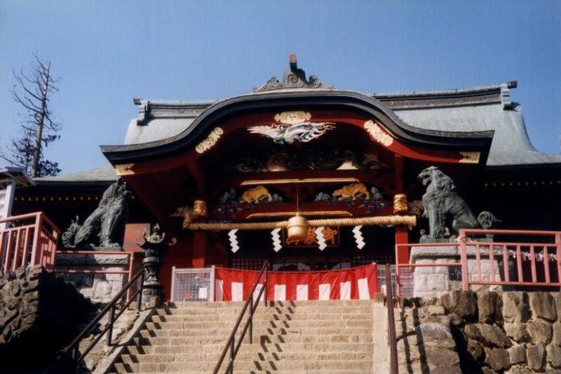 Image:Mitake-san shrine.jpg