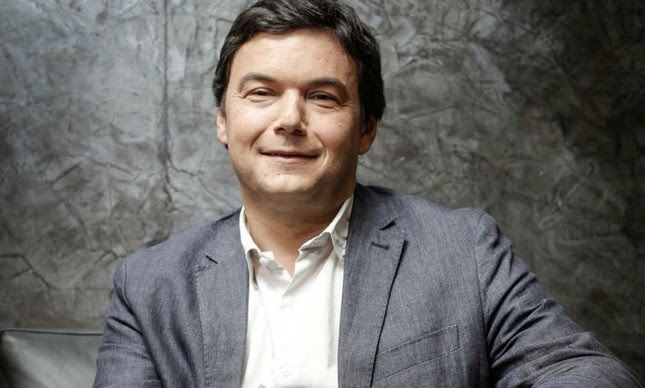 Thomas Piketty, (Foto: Rex Features)