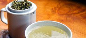 Artigos de Chá Gourmet