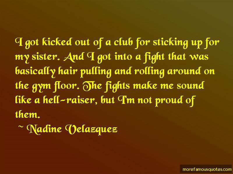 Fight Like Sister Quotes Top 11 Quotes About Fight Like Sister From