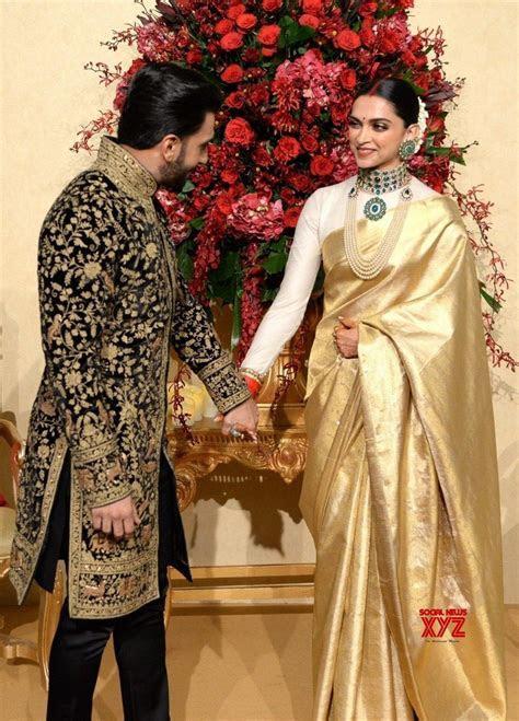 #Deepveer Deepika Padukone n Ranveer Singh at her Wedding