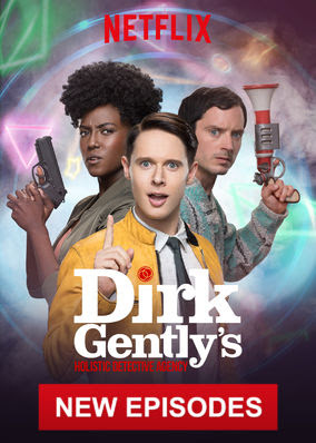 Dirk Gently's Holistic Detective Agency - Season 2