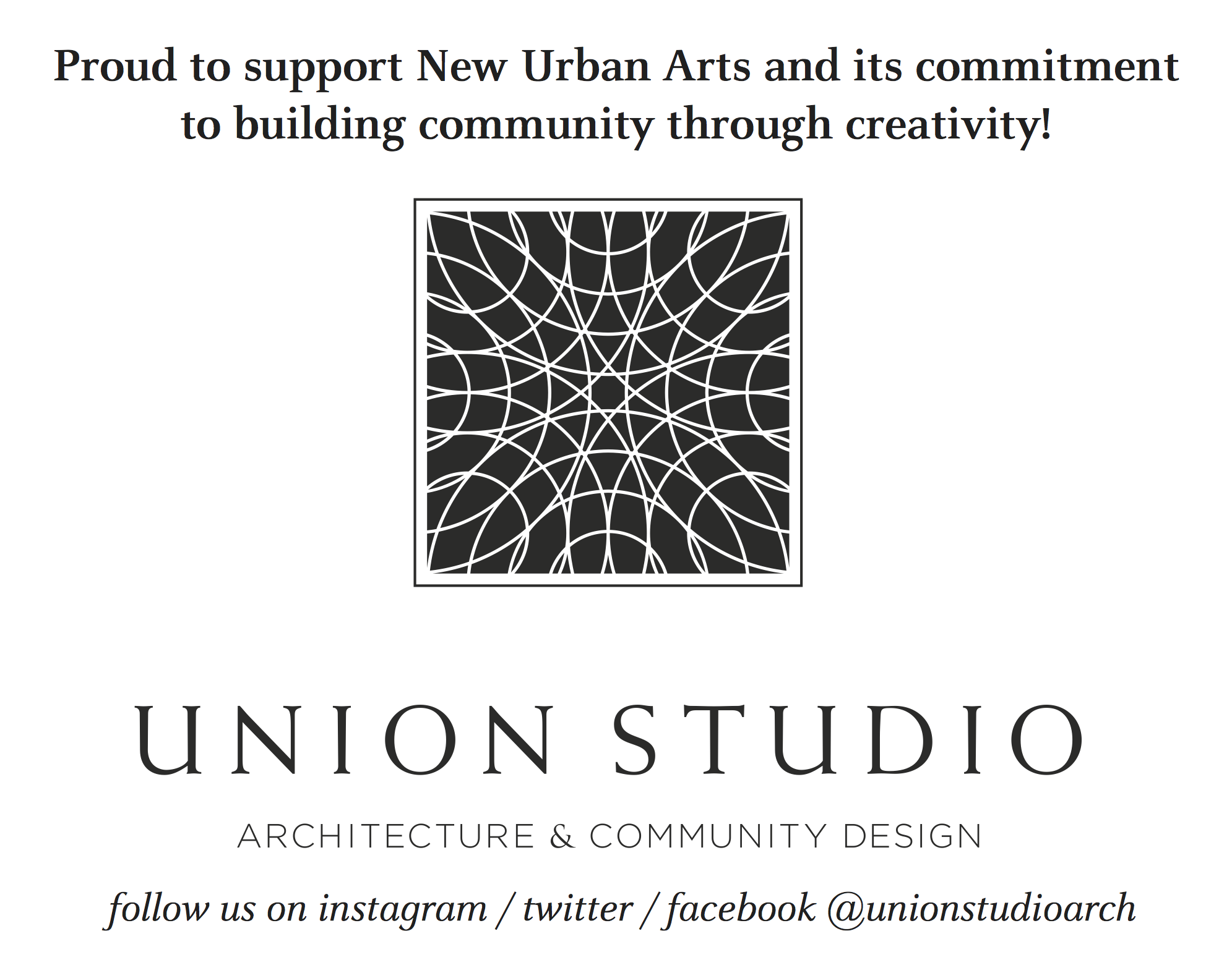 About New Urban Arts
