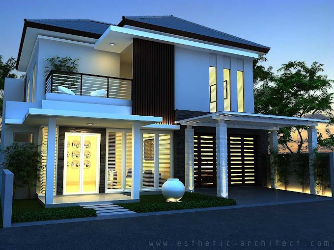 Gambar Balkon Rumah Minimalis | Ide Rumah Minimalis