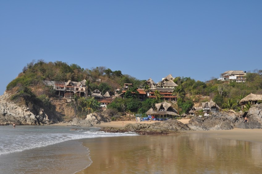 Playa Zipolite. Welcome To The Beach Of The Dead!: Playa
