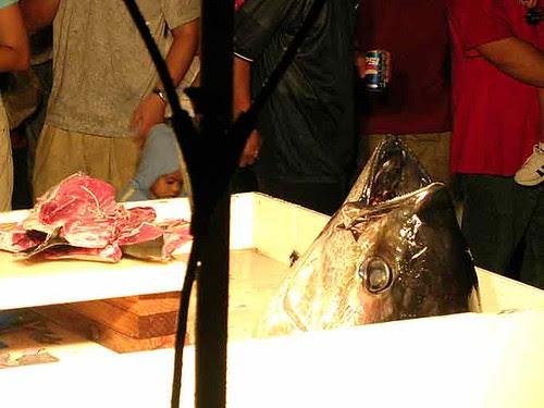 autumn festival fish head