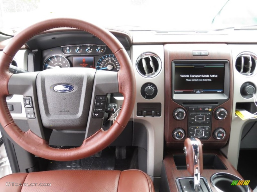 2013 Ford F150 King Ranch Supercrew 4x4 King Ranch Chaparral