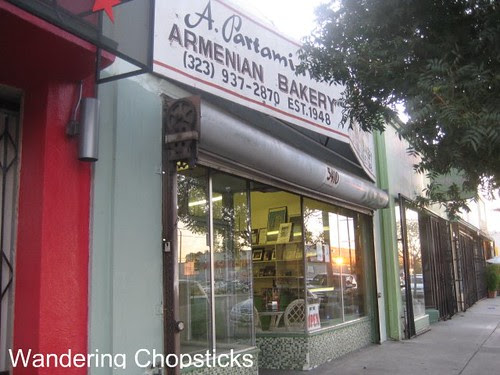 Abraham Partamian Armenian Bakery - Los Angeles (Mid-City) 1