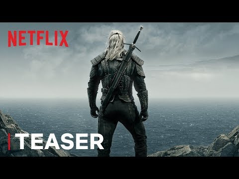 First Look At 'The Witcher' (Trailer)