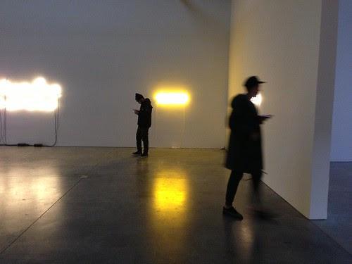 Glenn Ligon neons