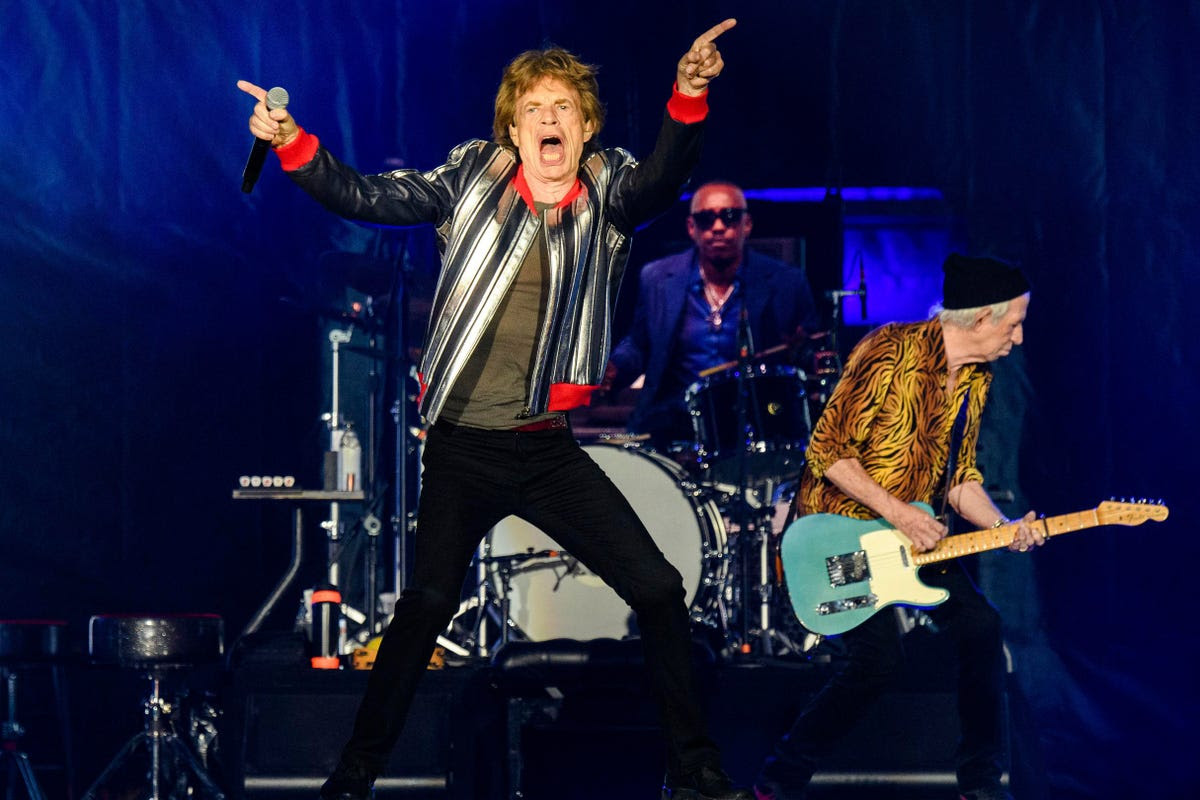 Clint Eastwood And The Rolling Stones Targeted This Week On Social Media