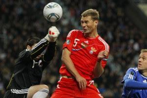 Березуцкий идеальным соперником считает Польшу