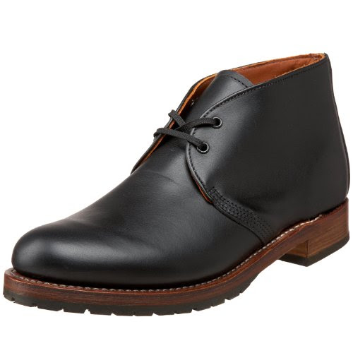Red Wing Heritage Men's 9024 Beckman Chukka Boot,Black,13 D(M) US