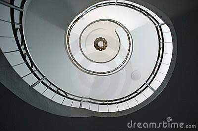 Foyer Spiral Staircasehmaffdw06513 French Country House Plan ...